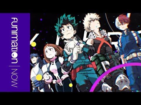 Funimation Spring 2018 SimulDub AMV