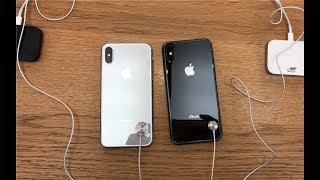搞机零距离:iPhone X首销苹果店上手体验 说说买黑还是买白?