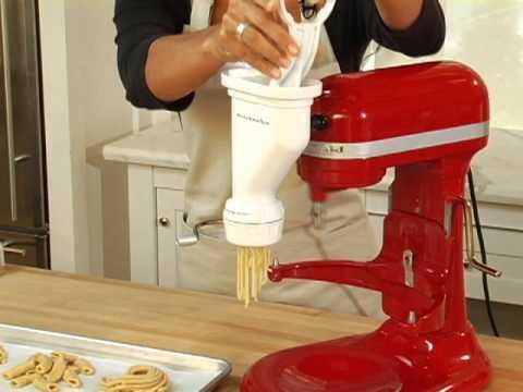 KitchenAid Pasta Press Attachment