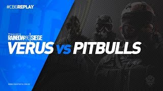 CBG REPLAY #9 - Verus e-Sports VS Pitbulls NGG e-Sports