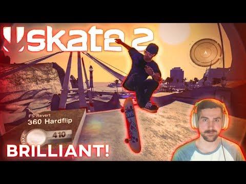 Skate 2 - Brilliant!