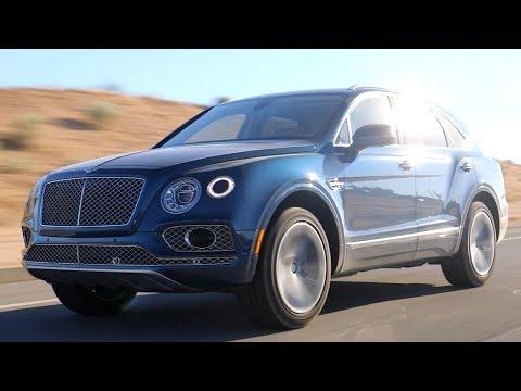 2017 Bentley Bentayga - Review and Road Test