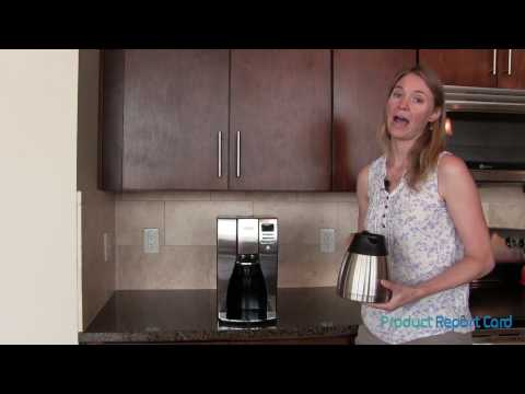 Mr. Coffee Optimal Brew 10-Cup Programmable Coffee Maker