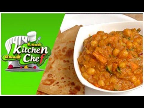 Chapathi Channa Kurma - Ungal Kitchen Engal Chef (13/01/2015)