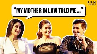 The Big Talk with Karan Johar | Alia Bhatt & Kareena Kapoor Khan | Jio MAMI Movie Mela with Star