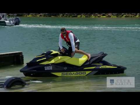 How to launch your Personal Water Craft - Jet Ski