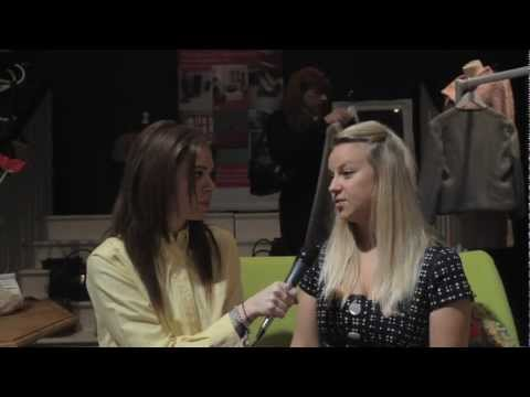 Chicandseek.com's Tara Nash-King talks celebrity clothes with The Muse TV