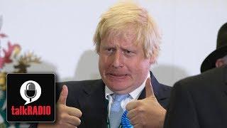 George Galloway blasts Boris Johnson in classic opening rant
