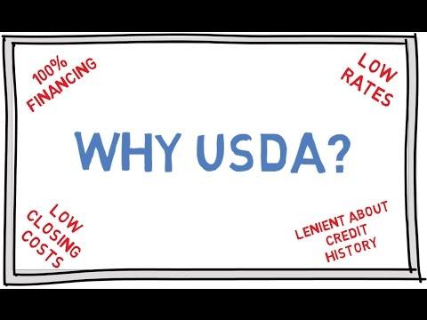 Why Get a USDA Loan?