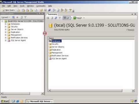 changing SQL Server name.flv