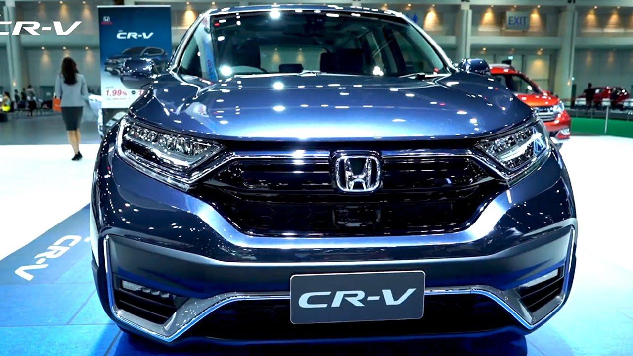 2022 Honda CR-V Redesign - New Model CRV 2022 | Honda CR-V 2022