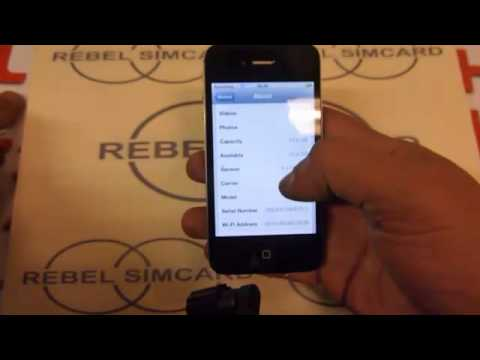 Unlock iPhone 2G 3G 3GS 4 4S WITHOUT Jailbreak on iOS 5.0 5.0.1 5.1