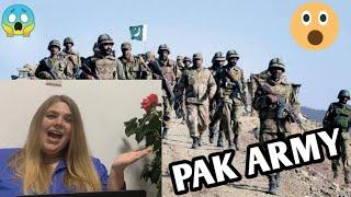 PAKISTAN REACTION VIDEO//AMERICAN REACTS TO PAK ARMY