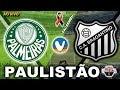 🔥Palmeiras 2x0 Bragantino   Ao Vivo   Campeonato Paulista Pós Jogo