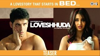 Loveshhuda - Teaser | Girish Kumar, Navneet Dhillon | In Cinemas 19th Feb 2016