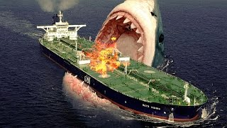 14 Megalodon Sightings Explained