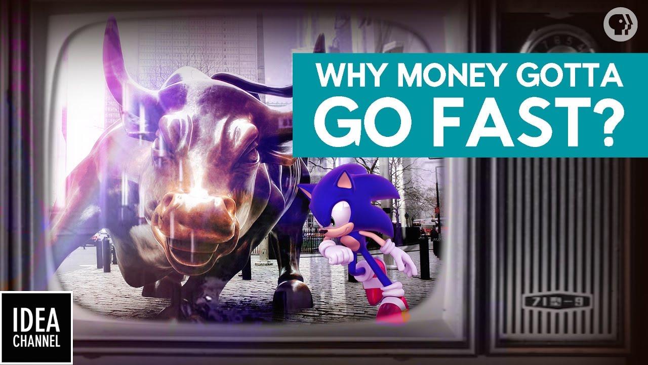 How Does the Shape of Money Shape Life?