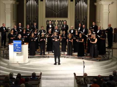 Mastersingers of Wilmington sings There shall a star from Jacob come forth