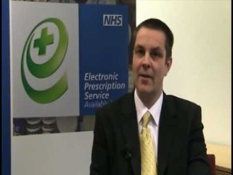 Using smartcards when implementing the electronic prescription service