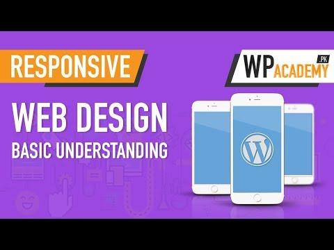 Responsive Web Design Tutorial in Urdu-Hindi