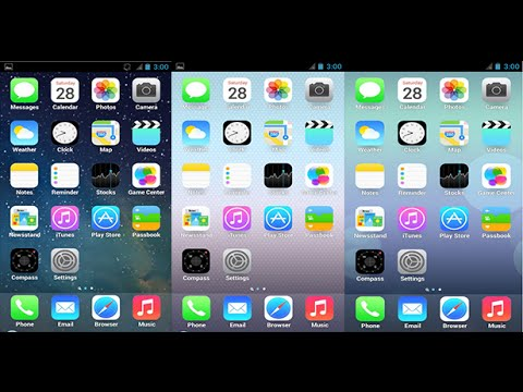 Ios 9 Launcher For Android New Iphone Launcher For Android Apk