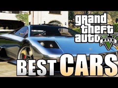 ALL BEST CARS ON GTA 5 - Bugatti, Z Type, Cheetah, Hotknife, Stinger, Adder