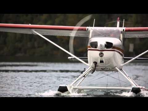 Epic Alaska Floatplane Flying