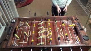 March 2017 Foosball Trick Shots