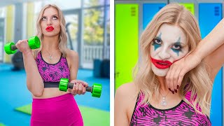 12 Awkward Moments At The Gym / Funny Gym Fails!