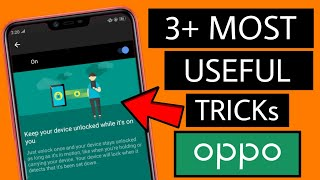 Oppo a3s mobile new hidden setting | oppo a3s feature |Oppo a3s new