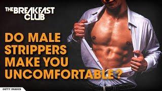 Do Male Dancers Make You Uncomfortable?