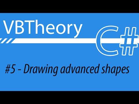 Graphics 3 - Advanced Shapes - CSharp #5