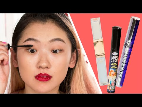 Women Try Amazon's Top-Rated Lengthening Mascaras