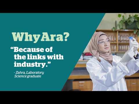 Zahra Hussaini - Laboratory Science graduate