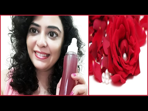 Make Herbal Rose water at Home   Anti-wrinkle/Anti-Pimple Rose Toner/Facial Mist