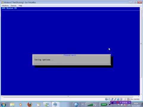 AVG-antivirus (bootable cd)