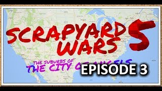 $500 PC TEAM BATTLE - Scrapyard Wars Season 5 - Ep3