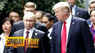 What Is President Trump's Objective In Meeting With Putin? NBC