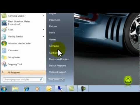 How to run Check disk on Windows 7 PC