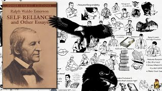 SELF-RELIANCE BY RALPH WALDO EMERSON | ANIMATED BOOK SUMMARY