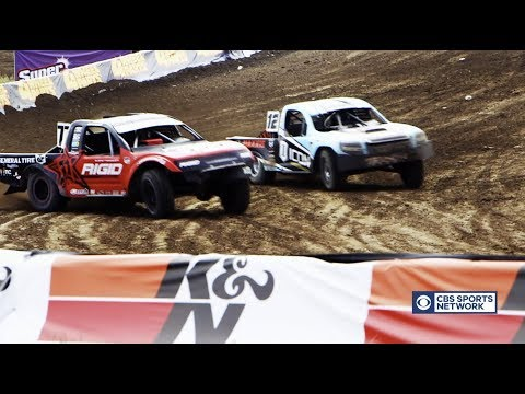 CBS Sports Network Production 1000 UTV and Pro Lite - Round 1 Promo