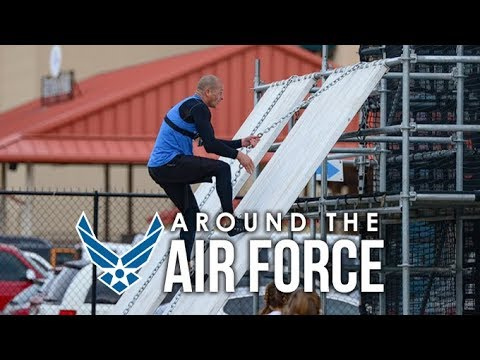 Around the Air Force: CSAF at Space Symposium / Alpha Warrior Tour