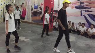 Hip Hop dance workshop (choreographer _ Deepak Nayak)
