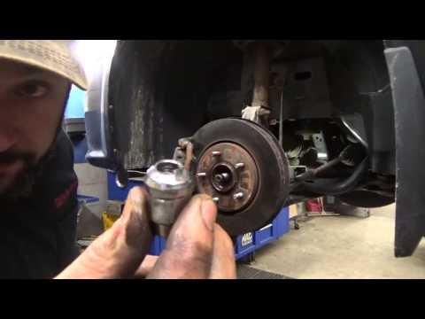 Dodge Grand Caravan Lower Ball Joint - Part I