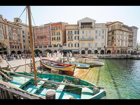 Tokyo DisneySea Mediterranean Harbor Area Music - DisneyAvenue.com