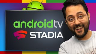 Download Stadia's coming to Android TV, says report Video