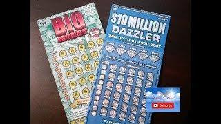 $10 MILLION DAZZLER SCRATCHER Videos - 9tube tv
