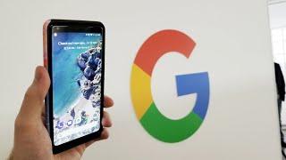 Google Pixel 2 Event Live Stream
