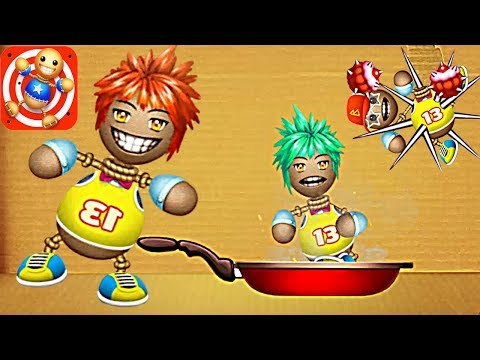 Kick the Buddy - Stuff Foods New Unlocked Android Gameplay Part 5