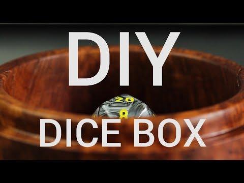 DIY DICE BOX